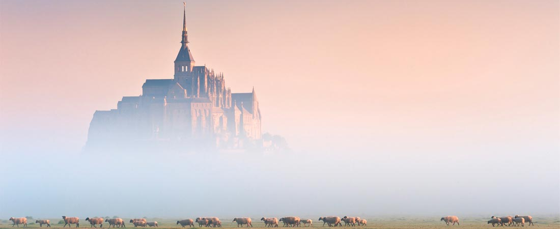 Baie du Mont Saint-Michel (par Marc Lerouge)