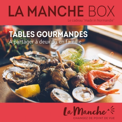 Manche Box Tables gourmandes