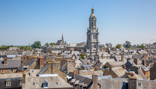 Avranches, Lower Normandy