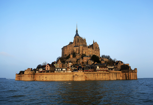 Weekend au Mont Saint-Michel